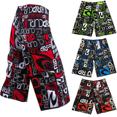 Casual Quacking Dry Beach Pants Men'S Board Surf Shorts Boardshorts Swimsuit Dry