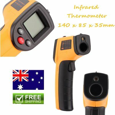 Non-Contact New LCD IR Laser Infrared Digital Temperature Thermometer Gun YL