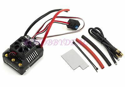 Hobbywing EZRun MAX6 160A V3 1/6 Scale Waterproof Brushless ESC 3-8S