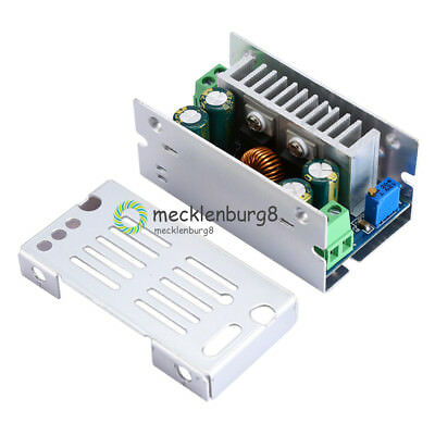 15A 200W DC-DC 8-60V TO 1-36V Synchronous Buck Converter Step-down Module