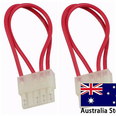 2 PCS EZGO Golf Car 36V Freedom Speed Controller Upgrade Chip Plug 2000+ PDS TXT