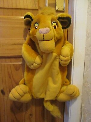 Simba hot water bottle cover - The Lion King - Disney