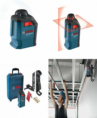 Bosch GLL 2-20 360-Degree Self-Leveling Line and Cross Laser