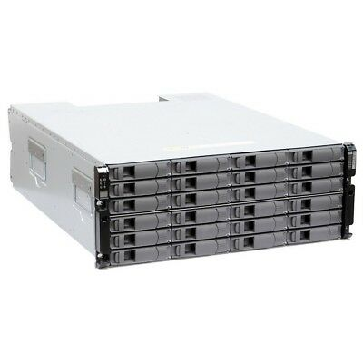 Netapp FAS2240-4 Single Controller Storage Filer // 12x 1 TB SATA, 4x PSU