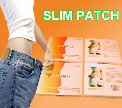 EXTRA STRONG Fast Acting ORIGINAL SLIM PATCH Weight Loss Diet Aid Patches UK