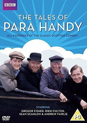 Tales of Para Handy - Complete Series One  Two BBC 3-DVD set