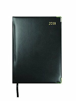 Collins Classic Compact A5 Day to a Page 2018 Diary