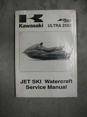 2007 2008 kawasaki ultra lx jet ski watercraft service manual rh picclick co uk 2007 kawasaki ultra 250x service manual 2007 Kawasaki Ultra 250X