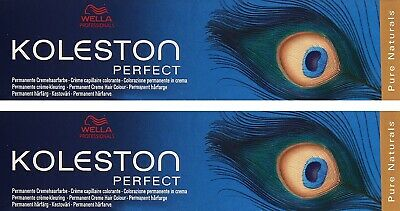2 er Pack Wella Koleston Perfect 60ml ALLE FARBEN FREI WÄHLBAR