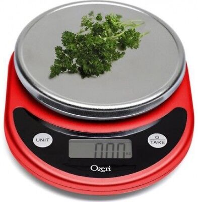 Ozeri Pronto Digital Electronic Multifunction Kitchen Food Diet Weight Scale