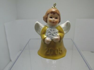 Goebel Angel Bell 2005 - Gold