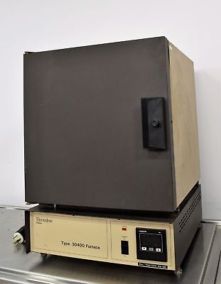 Barnstead Thermolyne Laboratory Furnace Model F30438C/Type 30400 Heat Treating