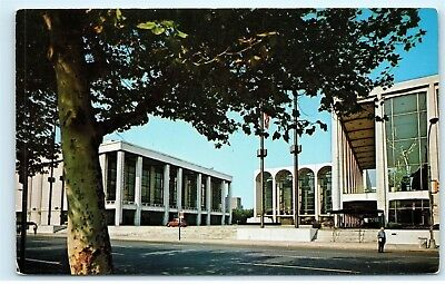 *Lincoln Center for the Performing Arts New York City Opera House Postcard B90