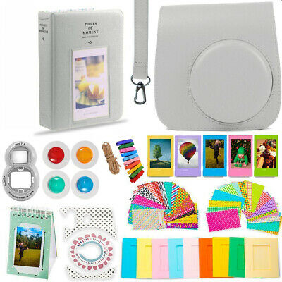 Large Kit for Fujifilm Instax Mini 9/8 Camera Accessories! great gift idea!!