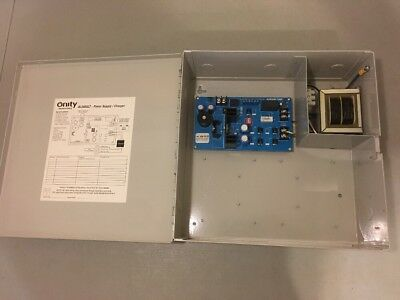 ONITY Altronix AL300ULT Power Supply Charger 115VAC Selectable 12V 24V 2.5A