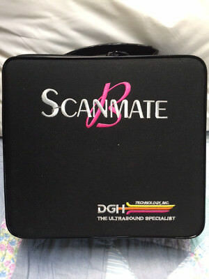 Scanmate DGH -8000 Portable USB B-Scan Scanmate B.  FACTORY  REFURBISHED