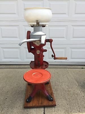 Vintage Economy Chief Cream Separator Model 3354 Hand Crank