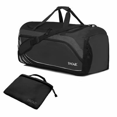 Travel Luggage Duffel Bag Lightweight Sports, Gym, Vacation Large Overnight Bag