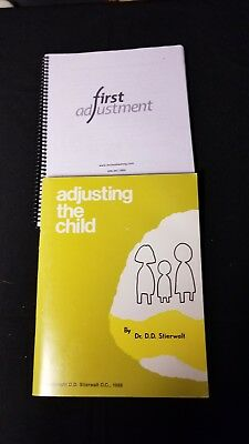 First Chiropractic Adjustment seminar manual and Adjusting the Child text