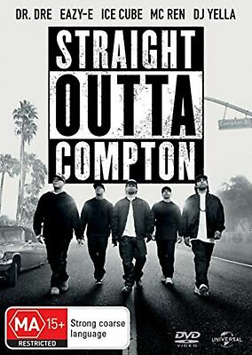 Straight Outta Compton DVD Region 4 NEW