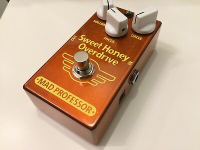 Mad Professor Sweet Honey Overdrive Pedal