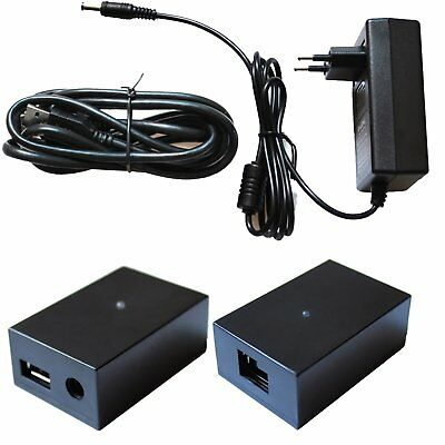 Kinect Sensor Adapter Connector Converter For Xbox One S/X/Windows 8.1 10 PC UK