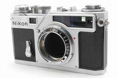 Nikon SP 35mm Rangefinder Film Camera Body Only [Excellent] From Japan