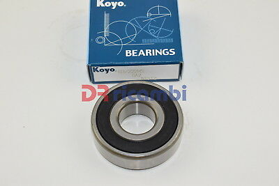 CUSCINETTO A SFERE  Koyo 63/222RS 63/22 2RS - D. 22x56x16