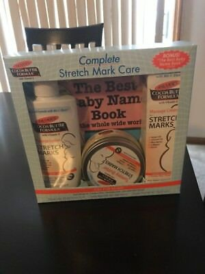 Palmers Cocoa Butter Formula Complete Stretch Mark Care Gift Set