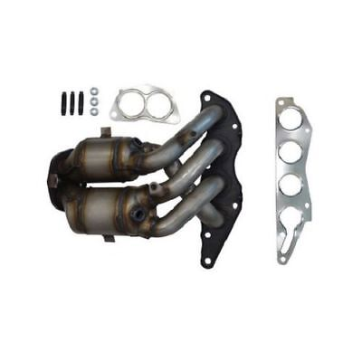 Exhaust Manifold with Integrated Catalytic Converter fits 12-15 Honda Civic