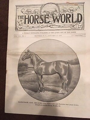 George Ford Morris-The Horse World Magazine