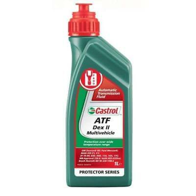 1 Litre Huile Castrol ATF dex 2 Multivehicle