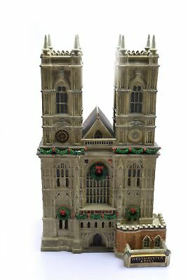 DEPARTMENT 56 WESTMINSTER ABBEY DICKENS VILLAGE SERIES #58517 Retired