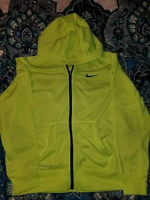 Nike Hoodie Size 10/12 Dri Fit Excellent Condition