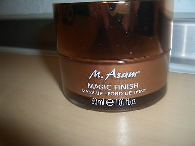 M.Asam Magic Finish Make up 30ml neu