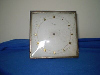 Kienzle 8 Day Clock Curved Glass And Frame