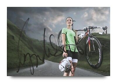 London 2012 Lizzie Armitstead Signed 6x4 Photo Road Race Cyclist Olympic Autograph Coa Cheapest Price From Our Site
