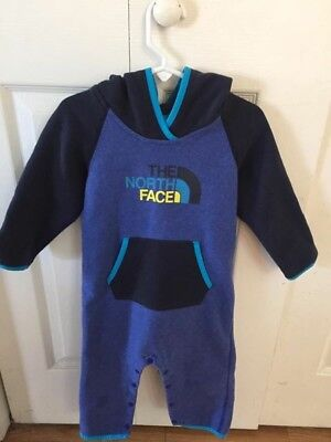12-18months One Piece North Face