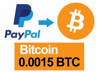 Bitcoin 0.0015 BTC, Directly to Your Wallet
