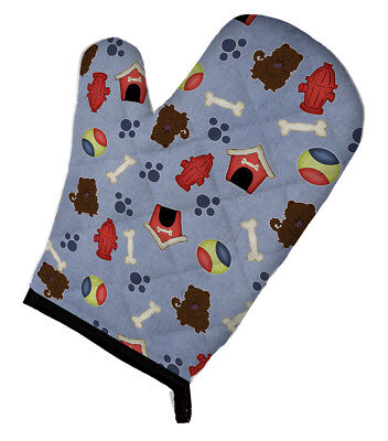 Dog House CollectionChow Chow Chocolate Oven Mitt