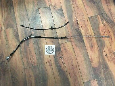 2005 Suzuki Boulevard S40 / Ls650 Savage Rear Brake Cable