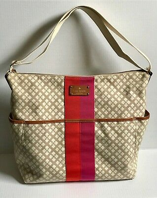 "Kate Spade Diaper Bag ""NEVER USED"" SHOULDER BAG OR CROSSBODY"