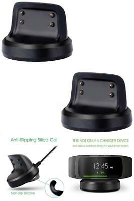 2pcs Samsung Galaxy Gear 2 Charger Dock Fit2 Pro  Usb Charging Cable