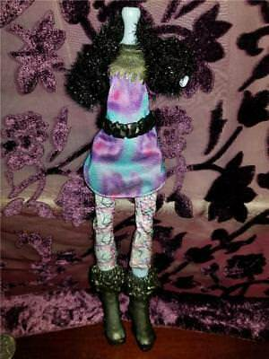 Monster High Picture Day Abbey Bominable Outfit - Clothes & Shoes #548