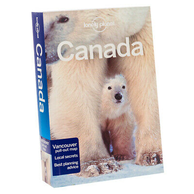 NEW Lonely Planet Canada