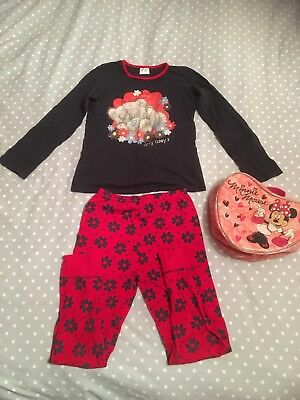 Girls/Ladies JOB LOT OF X 7 sets of nightwear 3 different sizes From: 8-12 years