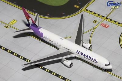 Hawaiian Airlines Boeing 767-300ER N583HA Gemini Jets GJHAL1562 Scale 1:400