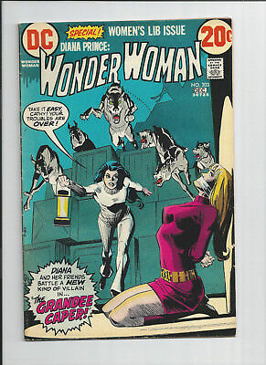 **LOT** Wonder Woman (DC) #203,#212,#220- 3 COMICS!