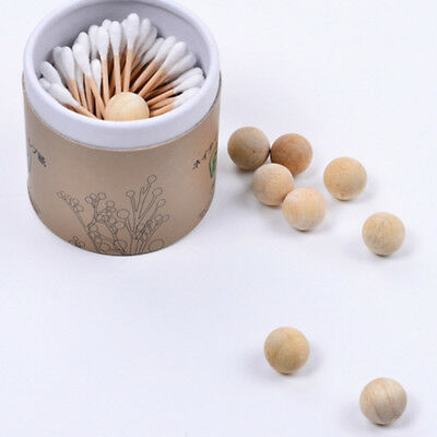 20 Pcs Cedar Moth Balls Wardrobe Repellent Clothes Insects Natural Wood Drawer