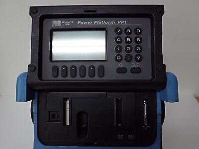 Dranetz BMI PP1 Power Platform PP1/P 3 Phase System w/ Built-In Printer